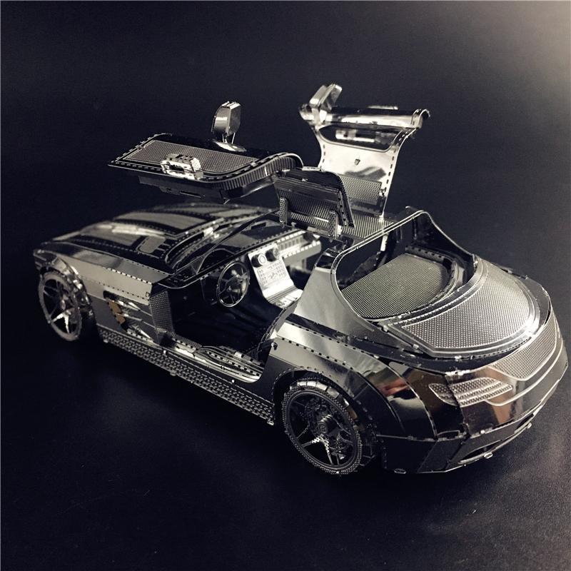 MMZ Nanyuan Metal kiti kelebek yetişkin MX200414 için SPOR Montaj DIY 3D Lazer Kesim MODEL bulmaca oyuncaklar şaraplar