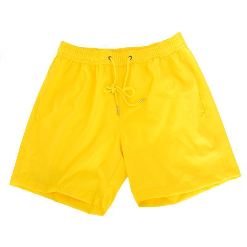 hot sale Magical Change Color Beach Shorts Summer Men Swimming Trunks Swimwear Swimsuit Quick Dry Bathing Shorts Beach Pant