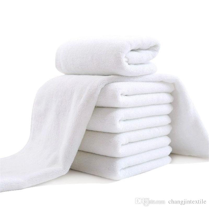 Белое тонкое волокно кухонное полотенце обеззараживание нежирное кухонное полотенце 4