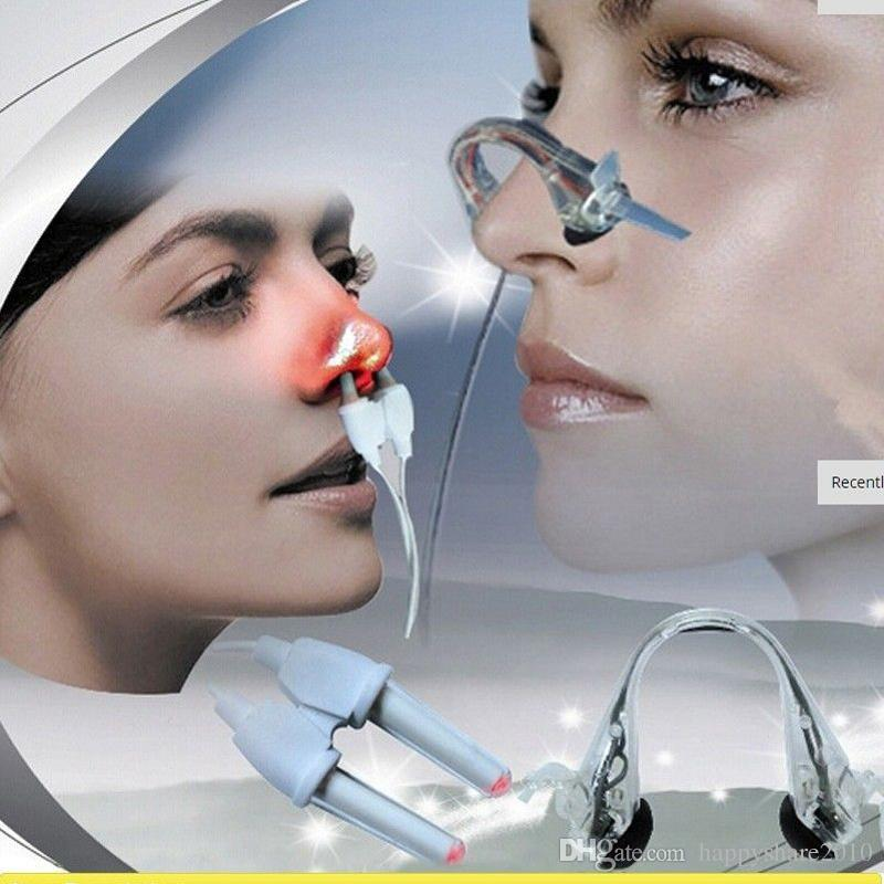 Midband Allergy Reliever 레이저 비염 비염 코 건강 가제 고열 펄스 레이저 Sinusitus 건강 관리 기계 악기