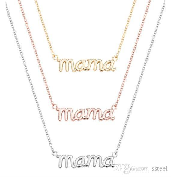 İngilizce alfabe harfleri mama anne anne Anneler kolye Kolye anneler Günü Kolye Mama Kolye Anneler Günü Hediyesi takı