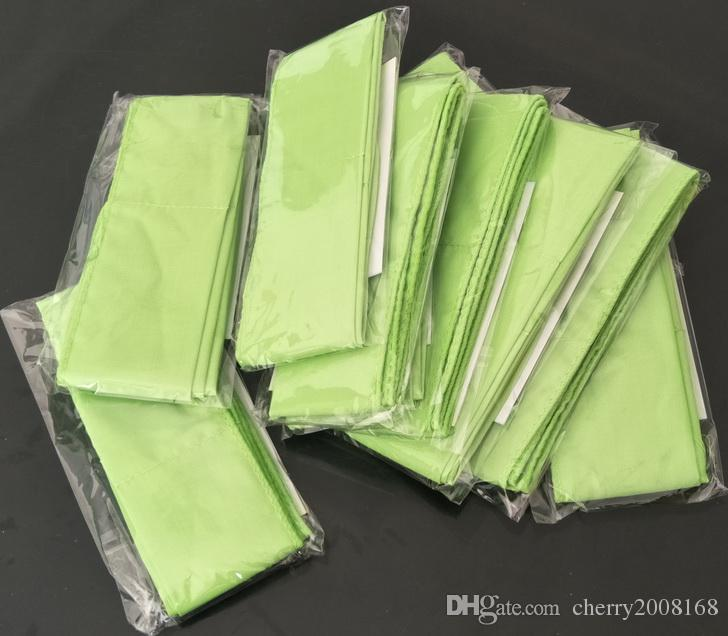 Fashion Green 50Pcs Summer Ice Scarf Cool Cooling Headband cool Ice towel cold water neck cooler cool scarf Neck Cooler towel