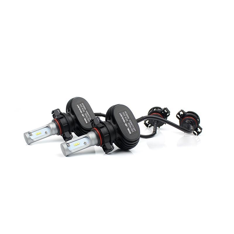 Sıcak satış yüksek kaliteli güzel bir tasarım araba için 5202 led far 5202 led ampul led