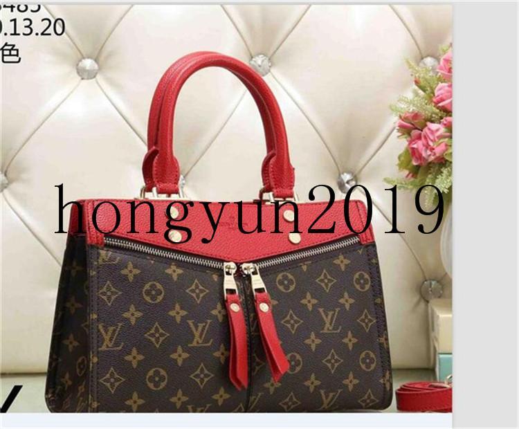 2020 heißen Verkauf hochwertige internationalen Top-Luxus-Designer individuelle Art und Weise Handtasche High-End-klassische Single-Schulterhandtasche 0012