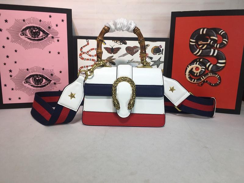 tracolla in pelle originale borsa di lusso in pelle di alta qualità retrò nuova atmosfera di qualità borsa diagonale fabbrica vendita