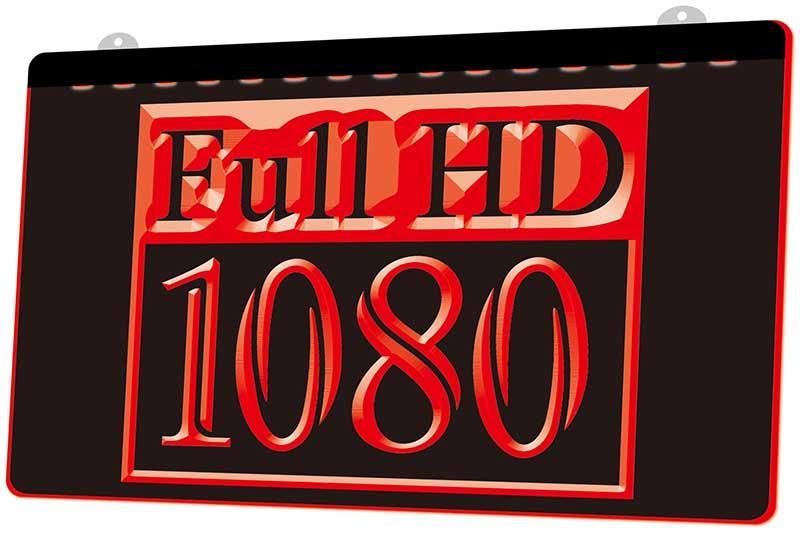 LS0700 0 Full Hd 1080 Tv Shop RGB многоцветный пульт дистанционного управления 3D гравировка LED неоновый свет вывеска магазин бар паб клуб