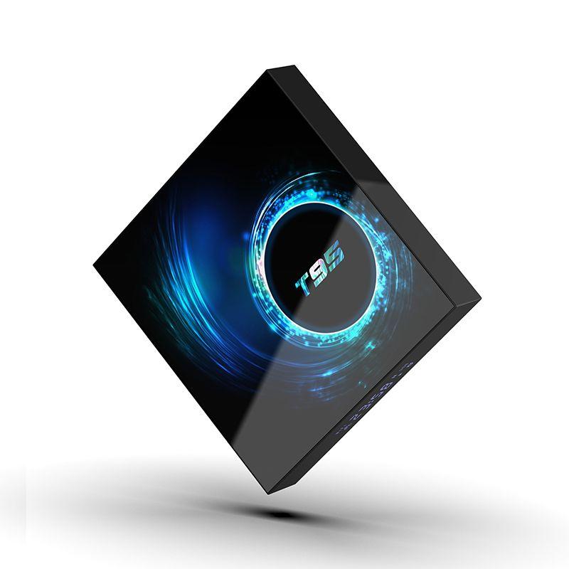T95 Android 10.0 TV Box 4GB 32GB 64GB Allwinner H616 Quad Core H.265 Media player Set top box