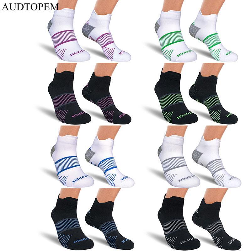 New Fashion 1 Pair/lot Sports Socks 10 Style Soccer Baseball Football Ankle Men Women Leisure Socks Hot Sale