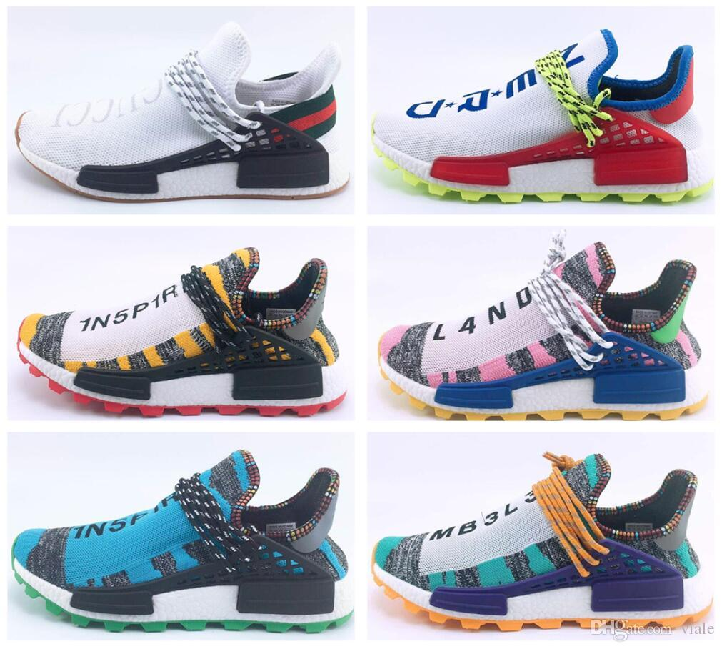 2020 2019 Sports Shoes Release Pharrell