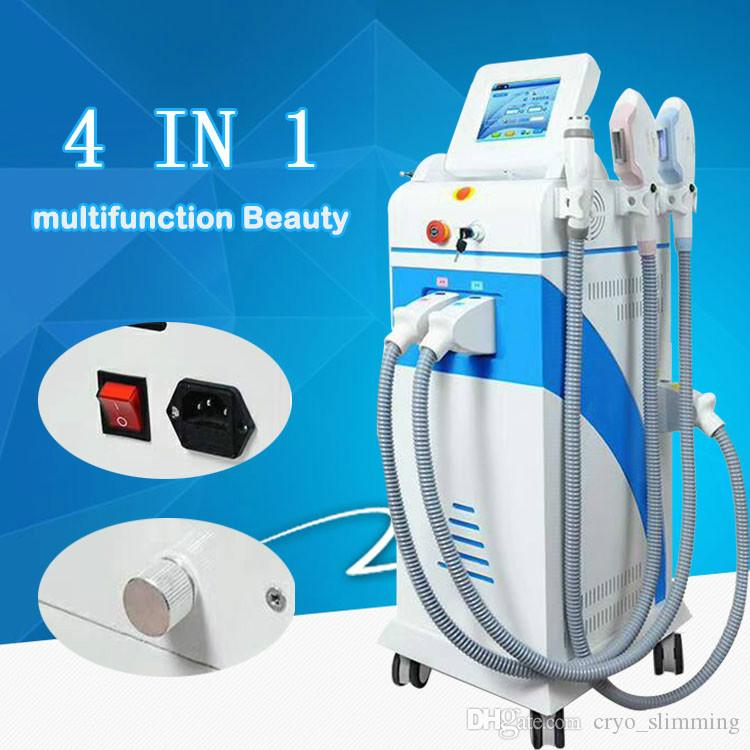 DHL épilation laser expédition ipl SHR libre intense machine à ipl lumière pulsée anti-vieillissement de l'élimination de la pigmentation de soins de la peau