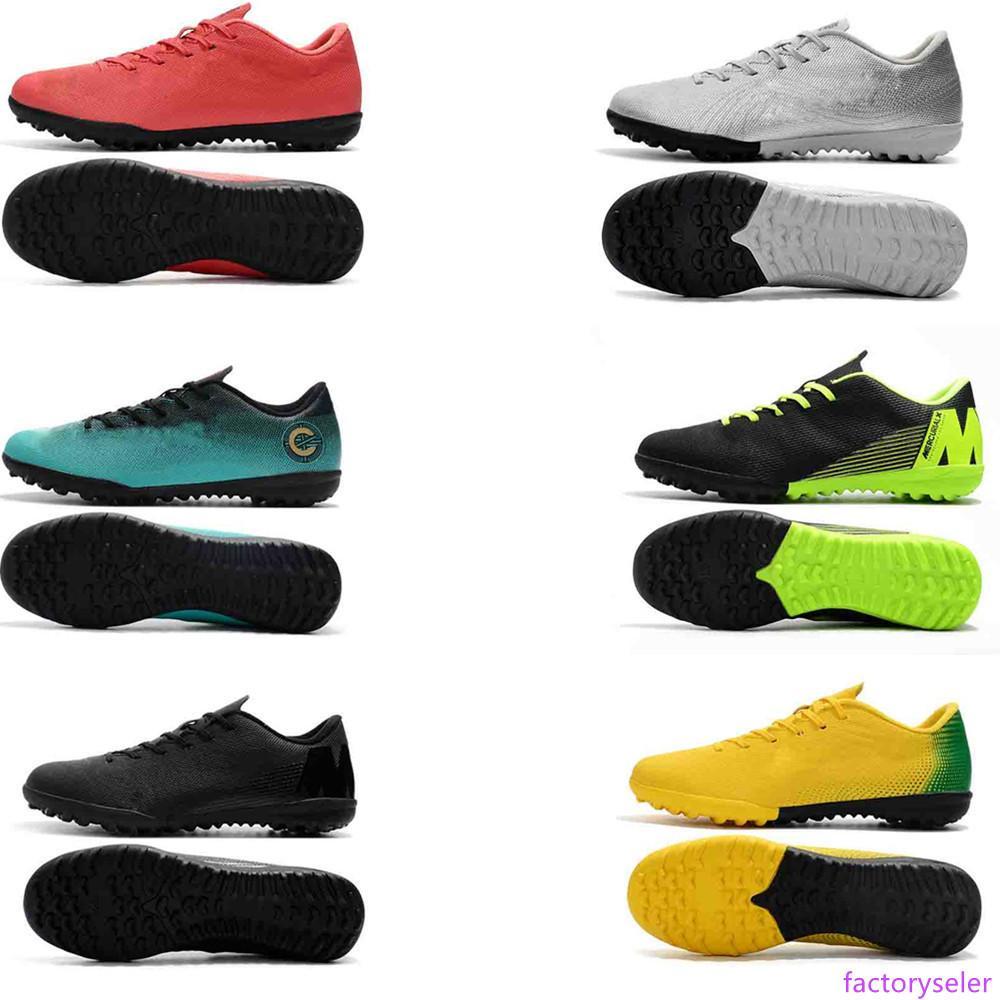 New Mens Mercurial Superfly VI 360 Elite Ronaldo FG CR-Fußball-Schuhe WM 12CLUB TF Fußballschuhe Hohe Ankle Fußballschuh