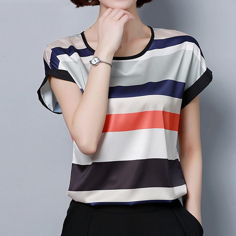Plus Size Blusen für Frauen arbeiten Frauen Bluse Shirt Chiffon 4xL Damen Tops Bluse Frauen Hemd Blusas Langarm Femininas Blusas 30
