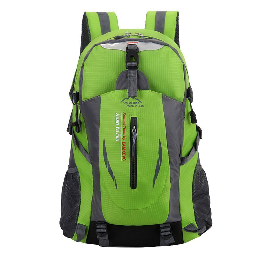 Escursione di campeggio Zaino 6 colore di sport sacchetto esterno dello zaino di corsa Trekking Borsa Alpinismo materiale per scuole 4AZ