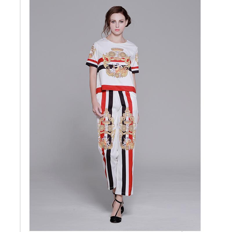 traje de dos piezas de las bragas de las nuevas mujeres de Europa estación de juego del ocio de la moda