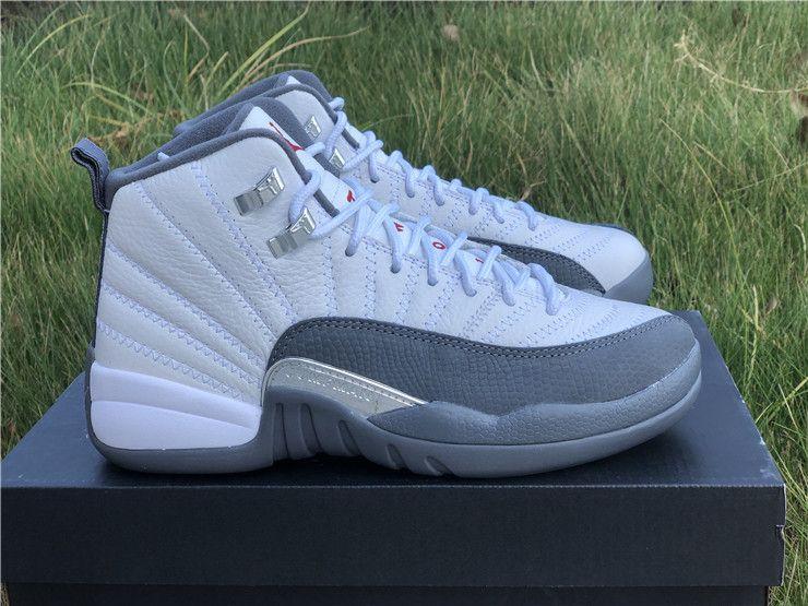 New 12 Xii Dark Grey MEN Basketball