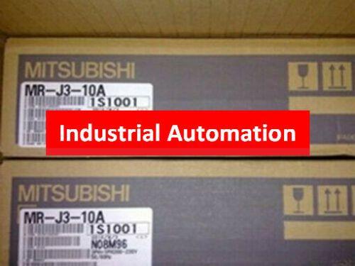 MITSUBISHI MR-J3-10A 100W AC Servoverstärker DRIVE PLC-Modul NEU *