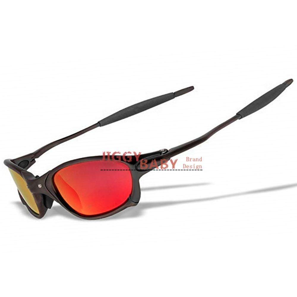 Üst X Metal Juliet XX 2 Güneş Gözlüğü Sürüş Spor Sürme Polarize UV400 Yüksek Kalite Güneş Gözlükleri Erkek Kadın Iridium Ayna Yakut Kırmızı Mavi Yeni