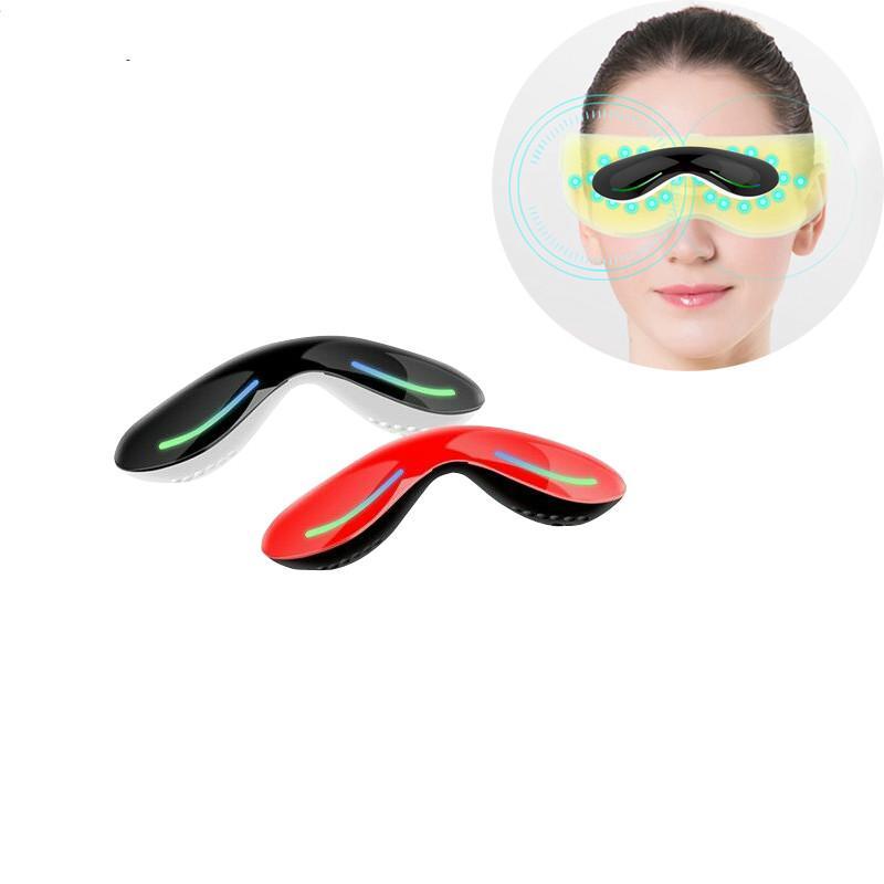 Портативный электрический массажер для глаз защищает зрение, снимает высокочастотные вибрации, разбудит мышцы, оптимизирует мешочек для глаз
