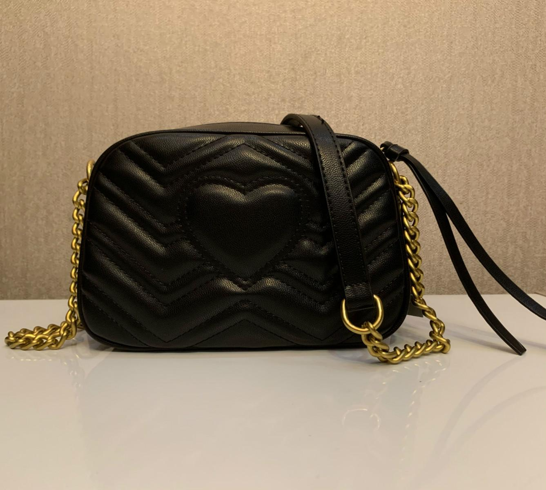 2020 высокое качество женские сумки золотая цепочка Crossbody Soho Bag Disco новейший стиль самые популярные сумки feminina маленькая сумка кошелек 21 см