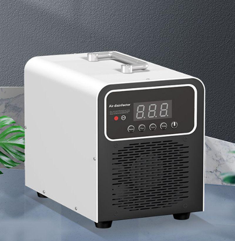 10G / H Ozon Jeneratörü Hava Temizleme 220v 12V ev Deodorant Yüksek kaliteli Seramik O3 Taze Meyve Ve Sebzeler
