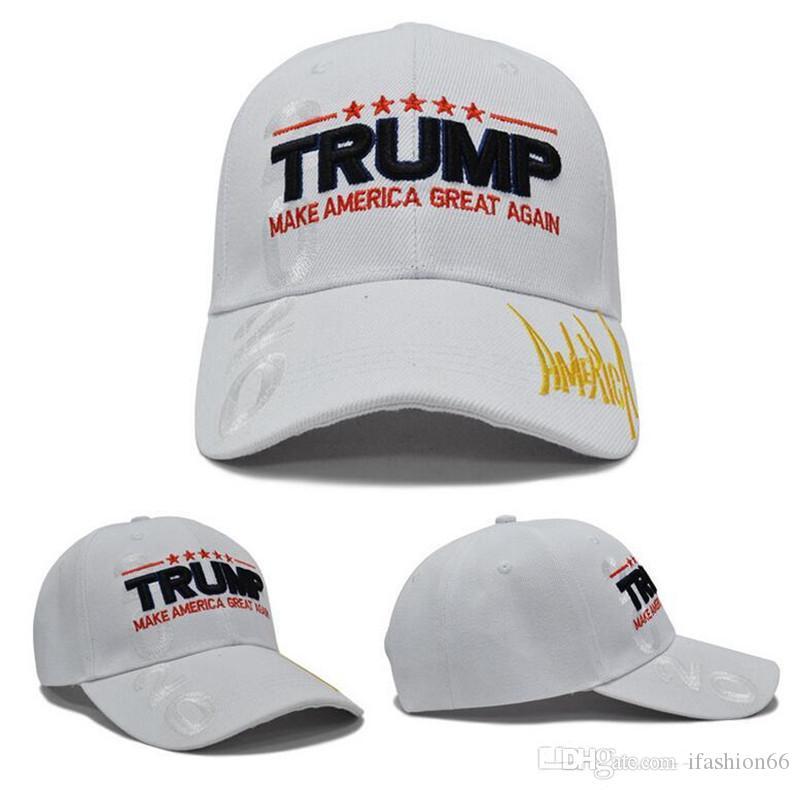 I più caldi tappi a sfera di Trump rendono il cappello americano di nuovo eccezionale con il cappuccio sportivo di bandiera USA per uomini e donne