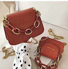 Mini Bag Femme 2020 Hot Version de la chaîne Foreign Petite Place Sac Messenger Mode sauvage Portable Porte-Monnaie