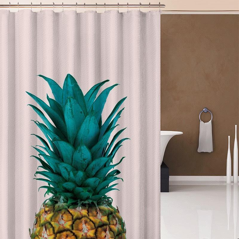 KAUF 1 BEKOMME 1 GRATIS! Badezimmer-Sets Duschvorhang Set Wasserdichtes Badvorhang Home Bad Dekoration Freies Verschiffen