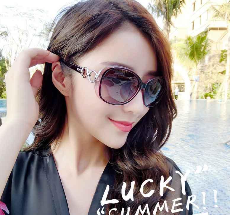 Sıcak satış yeni kadın Güneş Vintage Trend Bayanlar Moda Sunglass Kadınlar Mor Sunnies Lunettes De Soleil Femme Uv400