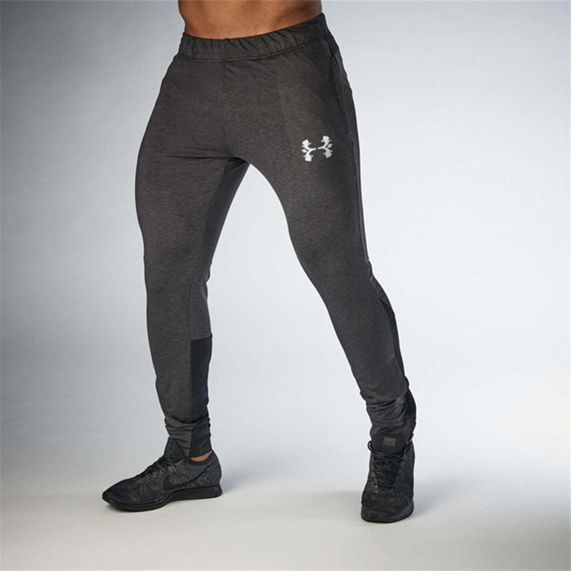 Mens Running Pants Joggers Sweatpants Gym Training Jogging Pants Soccer Leggings Track Fitness Tights Trousers Male