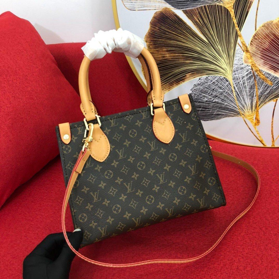 Pequeño OnTheGo bolso bolsa de diseñador diseñador de la mochila del bolso de la cartera crossbody 2020 marca mujer diseñador de moda de lujo bolsas