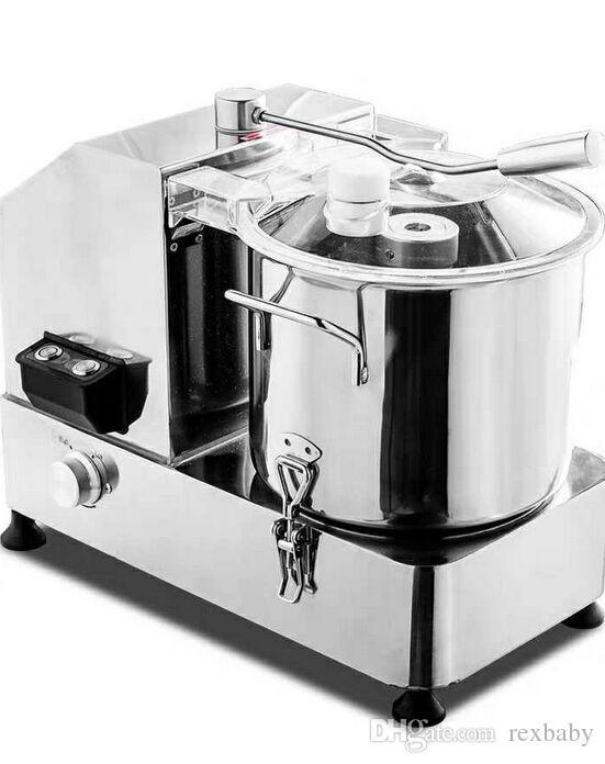 Máquina de corte vegetal da carne 110V / 220V Misturador multi-funcional Misturador de recheio comercial HR-6