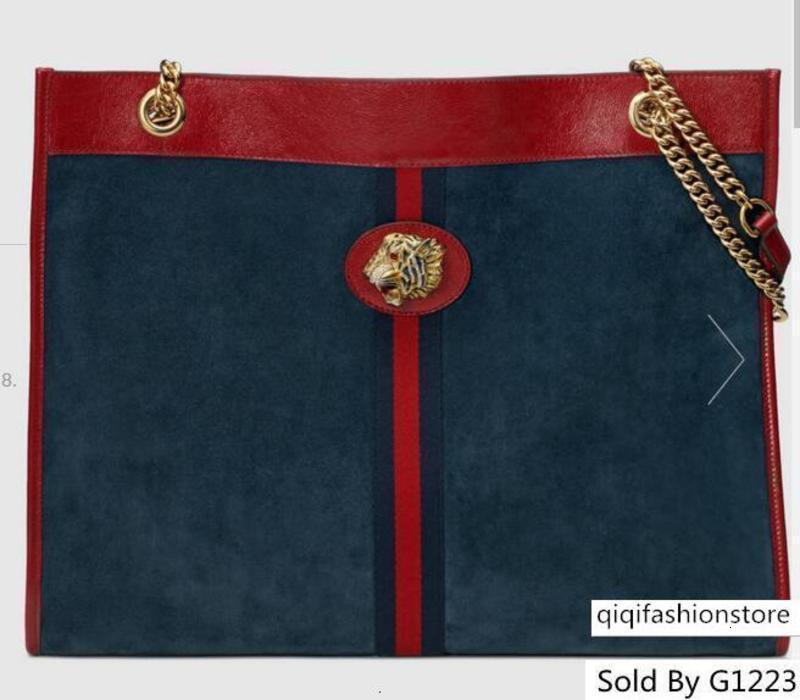 la cabeza del tigre bolsa grande 537219 muestra que las mujeres de hombro Totes Bolsos cuerpo de la cruz bolsas de mensajero