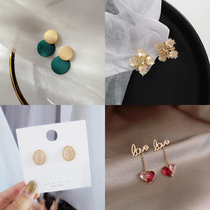 Stud Earrings Body Arts Studs Earrings Fijne Sieraden Stud Earrings Shreeji Collection Jewellery With Price Fijne Sieraden Oorbellen vQGxL