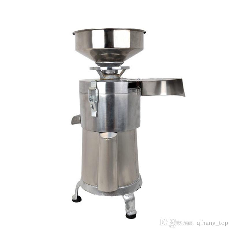 Qihang_top 2019Commercial Soybean milk Grinding Machine Stainless Steel Automatic Slag Separated Soybean Milk Maker For Sale