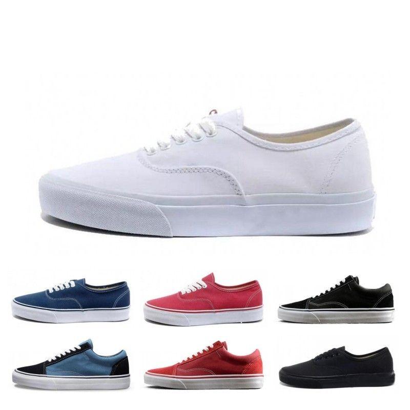 Novo Venda WANs OFF THE FEAR PAREDE DE DEUS skool velho para mulheres dos homens tênis de lona IATE CLUBE MARSHMALLOW moda de skate sapatos casuais