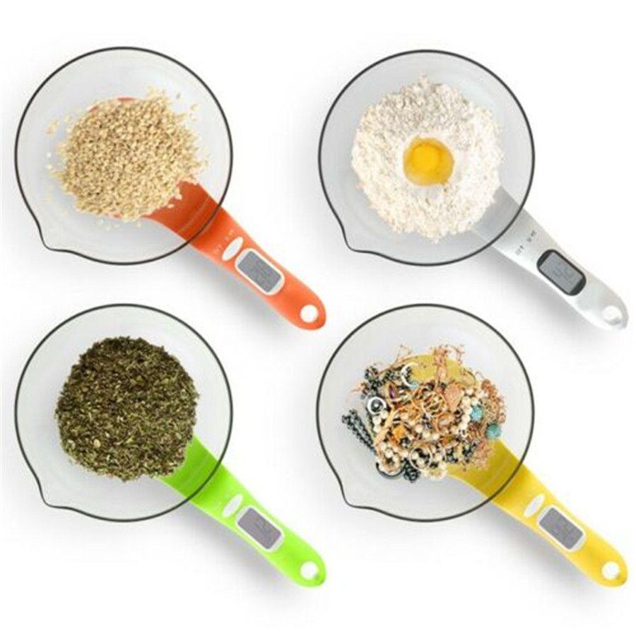 Reino Unido Digital Escalas de la cocina los alimentos Báscula electrónica de medición precisa de gramos