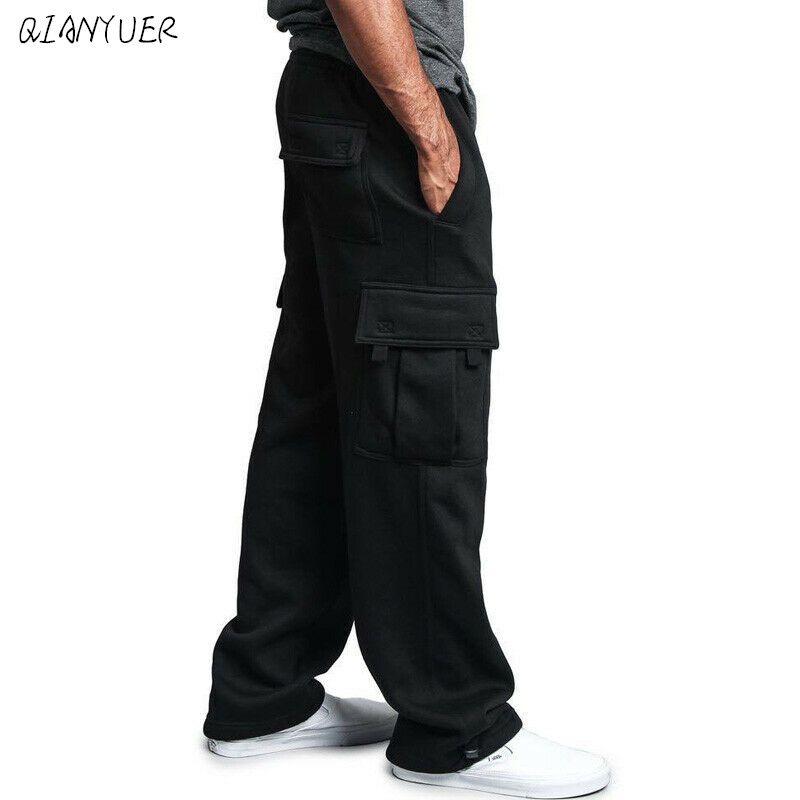 2020 Plus Size Hip Hop Joggers Sweatpants For Men And Women ...