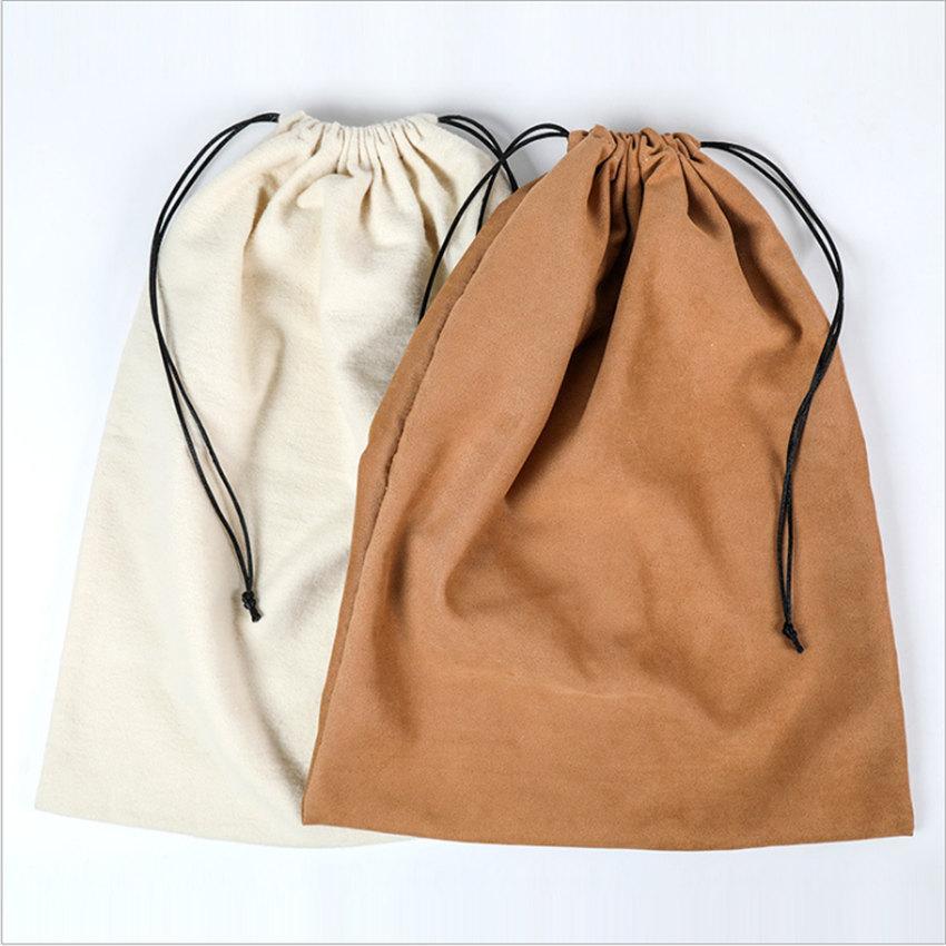 VMAE personnalisé Logo Sac de stockage de haute qualité Sac de tissu Drawstring sac cordon de serrage toile de coton léger écologique cadeau cordon de serrage