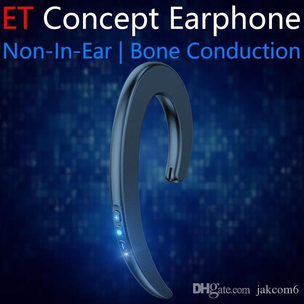 JAKCOM ET No In Ear auriculares concepto de la venta caliente en otras partes del teléfono celular como consejos heets barra de sonido para los oídos