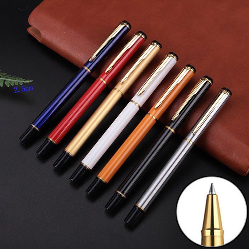 Metal Roller Pen Luxury Ballpoint Pen For Business Gifts Writing Office School