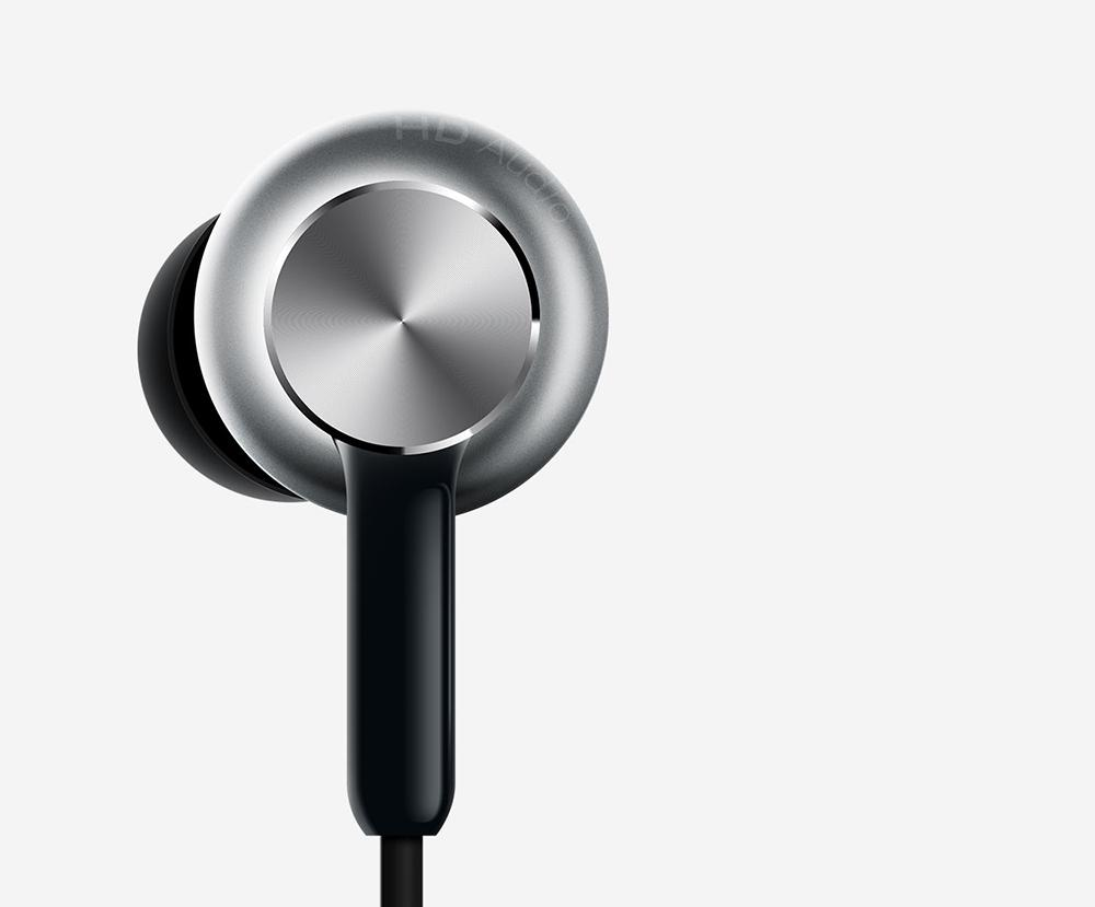 Xiaomi Mi Hybrid Pro HD Earphone In-Ear Circle Iron Wired Control 2