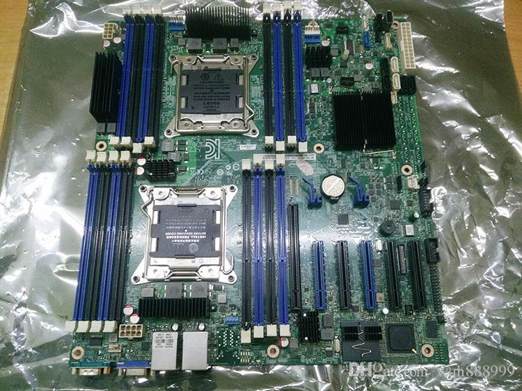 100% Tested Work Perfect for (SERVER Board S2600CP X79) Server Motherboard Tested Working