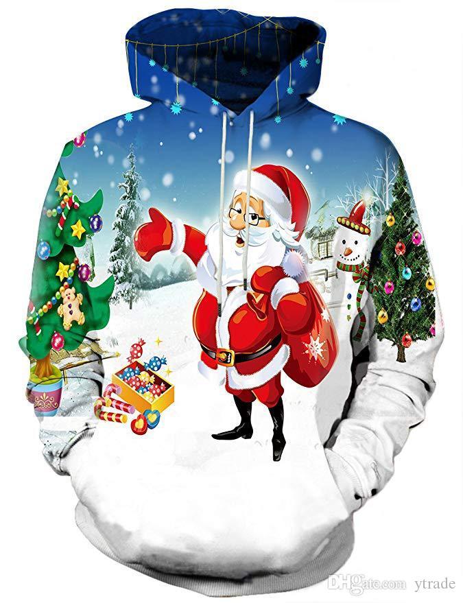 32 Moda 3D Hoodies Kazak Casual Kazak Unisex Sonbahar Kış Streetwear Açık Giyim Kadınlar Erkekler 039 hoodies yazdır