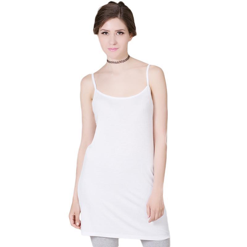 Oversize Kadınlar Modal Kayış Yaz Gevşek Gecelik Kolsuz Uyku Gömlek Casual pijamalar İç Artı boyutu 4XL 5XL 6XL Tops