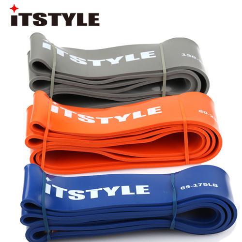 Pesado Nível 208 centímetros puxar para cima corda Natural Latex Yoga faixa da resistência Fitness Musculação Rally Y200506