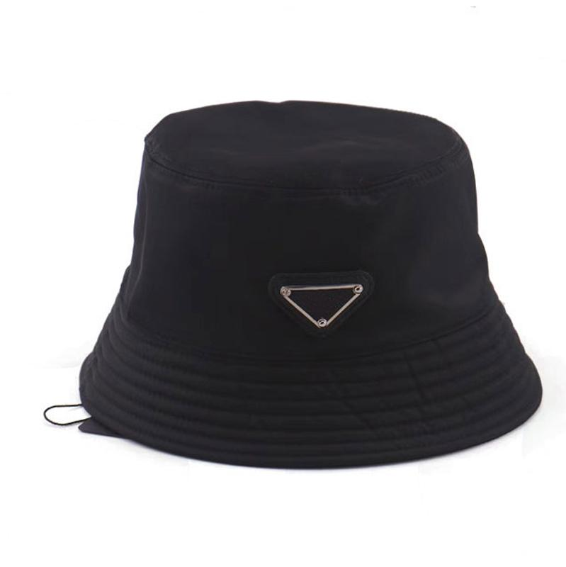 20SS High-end Sun Hat Cap Fisherman's Hat Outdoor Travel Street Bucket Hat Fishing Cap Casual Fashion Sunhat Men Women HFYMMZ024