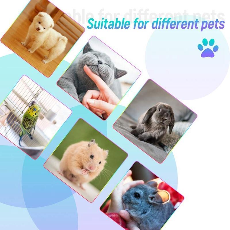 Лучшая собака Nail Grinder -Upgraded перезаряжаемый Pet Nail Триммер Gentle безболезненное Лапы Обрезка и Сглаживание для малого среднего Лар