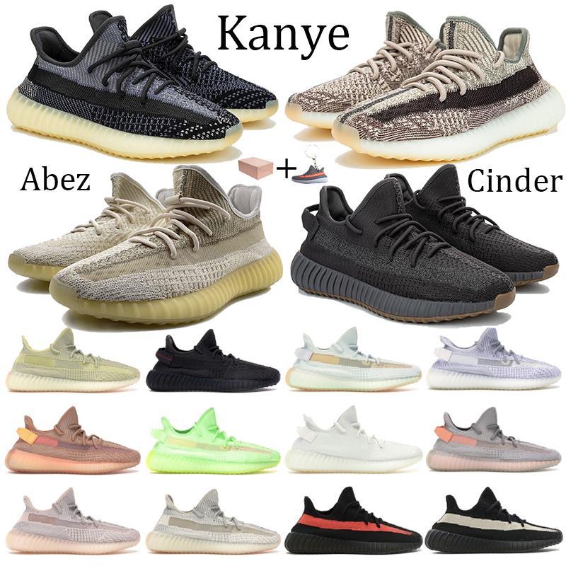 2019 zapatos de diseñador de lujo Reacción en cadena zapatos casuales Negro malla blanca de cuero plana de cuero para hombre para mujer moda zapatillas 5-11