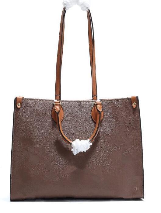 Großer Zwei-Ton Shop-Beutel-Frauen-Handtaschen-Blumen-Damen-lässige Leinenledereinkaufstasche Schultertasche Female Geldbeutel