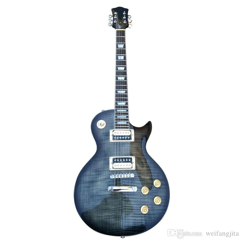 Authentic LP specification 6 string electric guitar professional support customization
